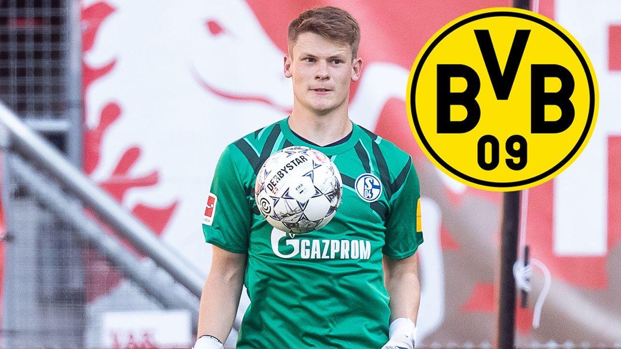 Alexander Nübel (Schalke 04) - Bildquelle: Getty Images