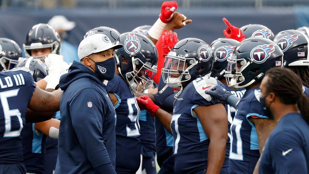 Die Tennessee Titans bleiben wohl von Bestrafungen durch die NFL verschont - Bildquelle: 2020 Getty Images