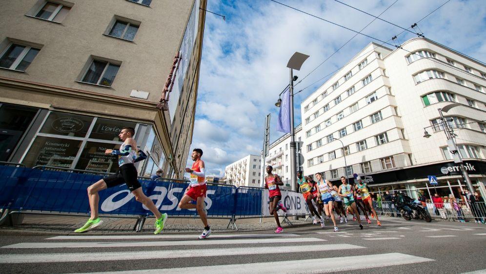 Im Oktober fand der Sofia-Marathon statt - Bildquelle: AFPSIDMATEUSZ SLODKOWSKI
