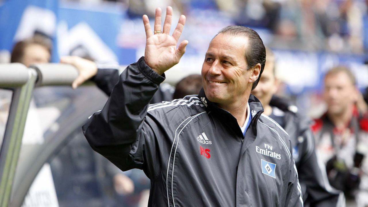 Trainer seit September 2007 - Bildquelle: imago sportfotodienst