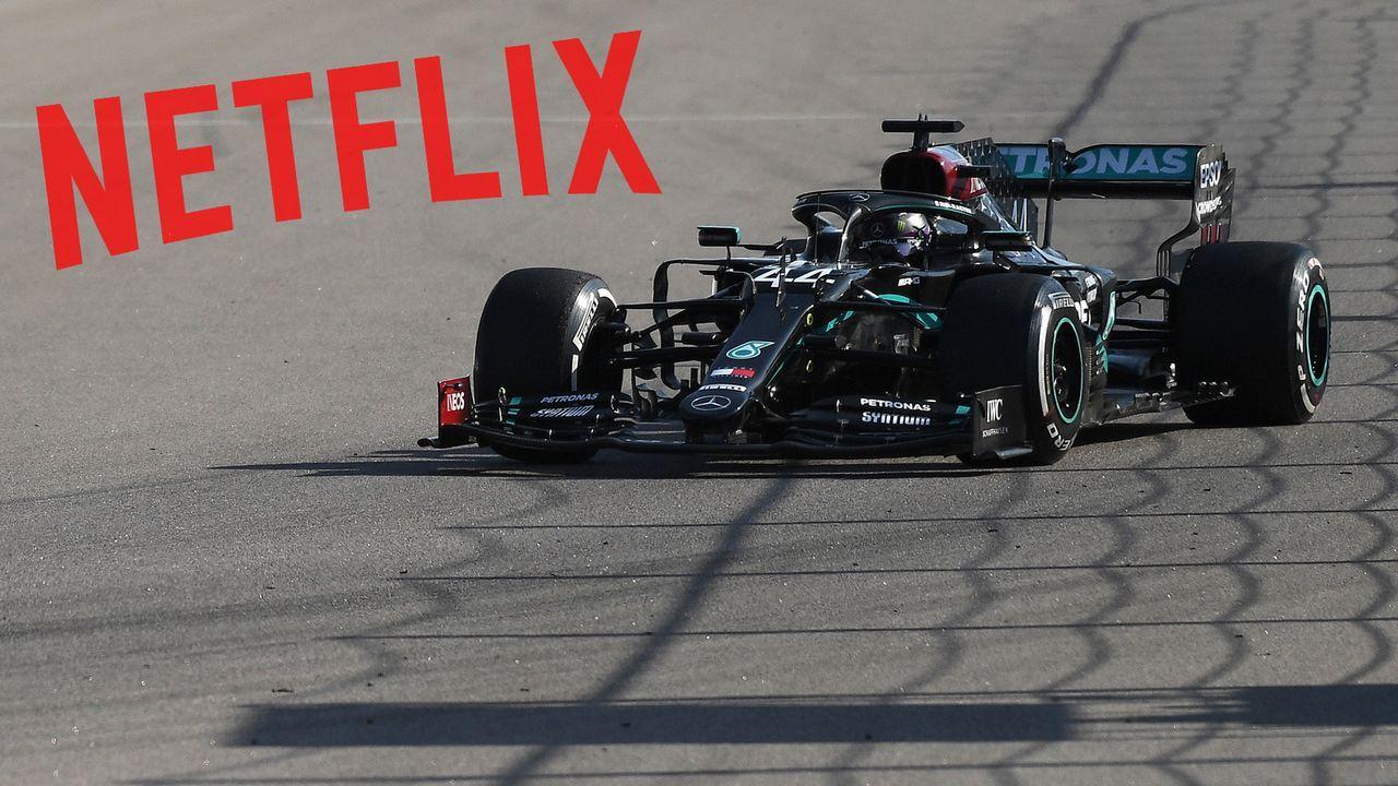 Mercedes und die Angst vor dem Netflix-Fluch - Bildquelle: 2020 Getty Images
