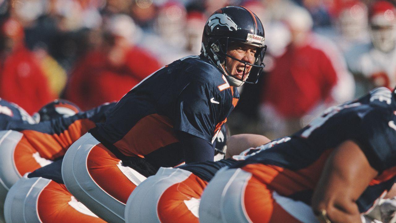 Denver Broncos: 13 Siege (1998) - Bildquelle: 2018 Getty Images