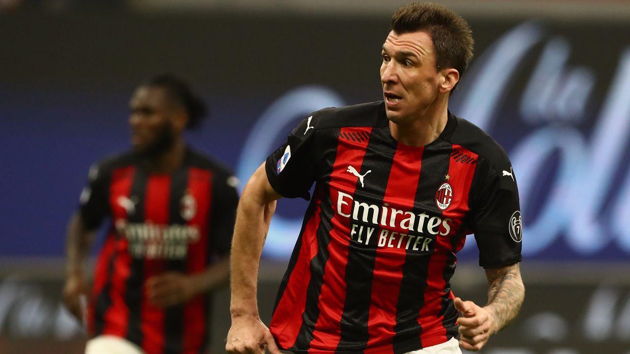 Mario Mandzukic (zuletzt AC Mailand) - Bildquelle: 2021 Getty Images
