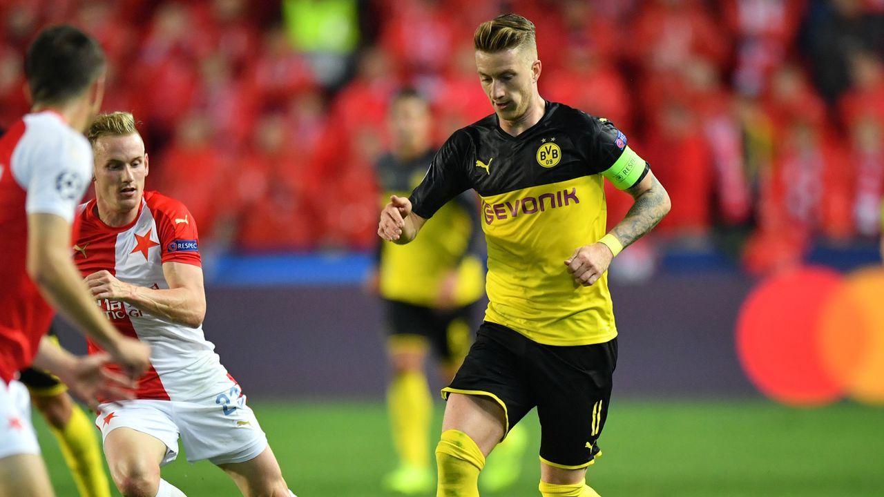 Dortmund Gegen Prag