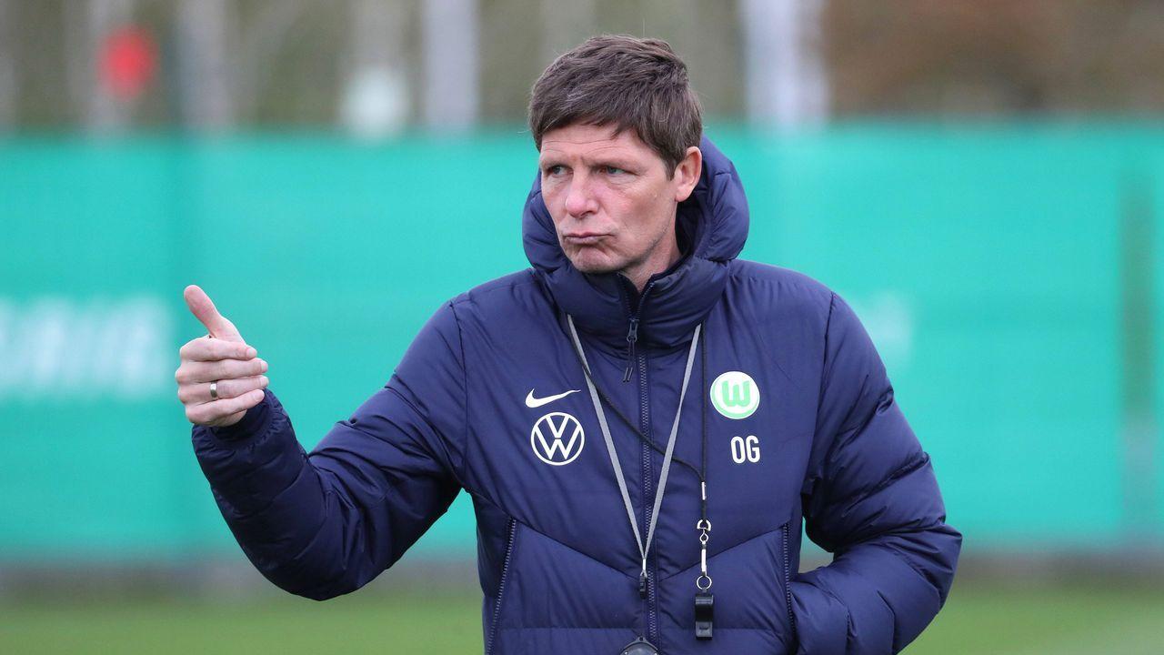 Oliver Glasner (VfL Wolfsburg) - Bildquelle: imago images/regios24