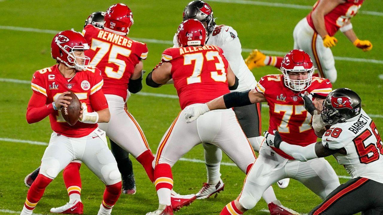 Platz 4: Kansas City Chiefs - Bildquelle: imago