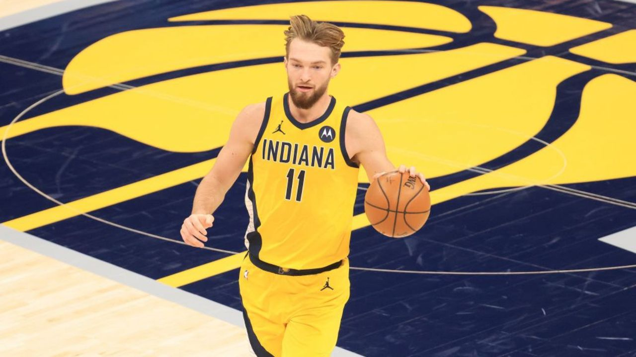 Domantas Sabonis (Indiana Pacers) - Bildquelle: Getty