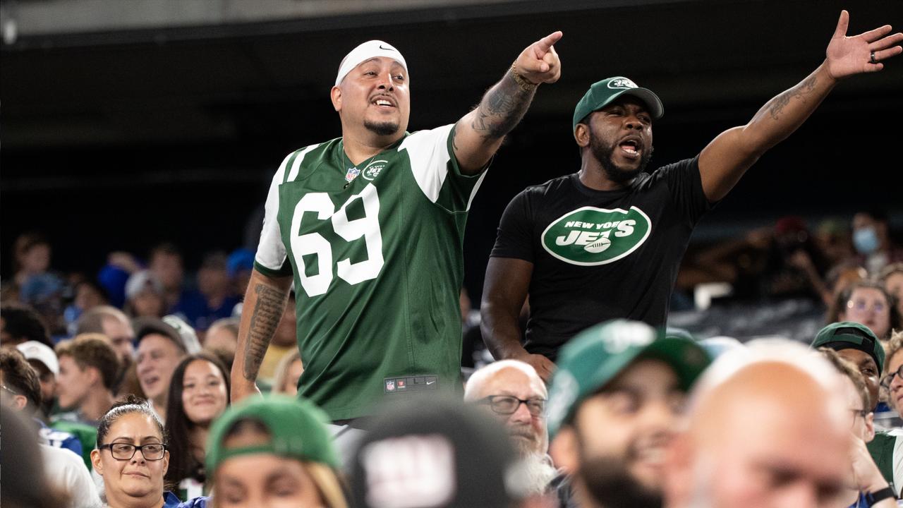 Platz 23: New York Jets - Bildquelle: Getty Images