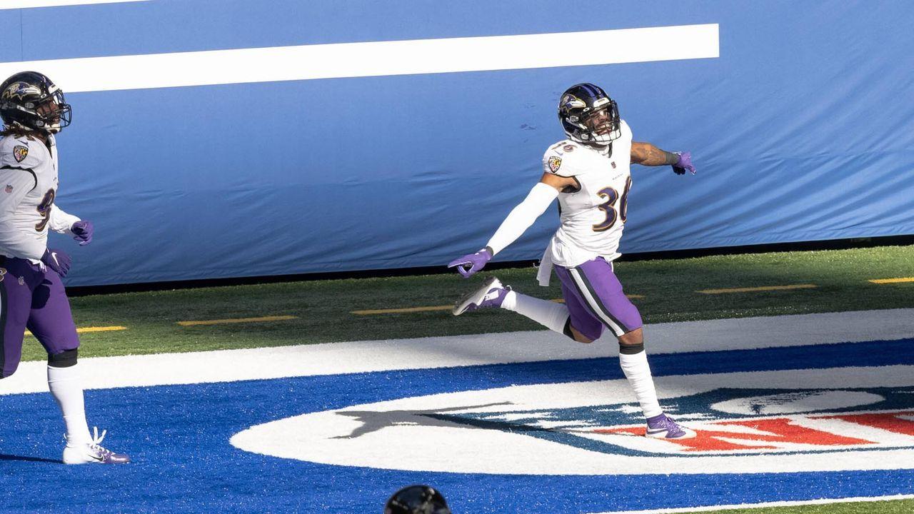 Week 9: Baltimore Ravens stellen Score-Rekord auf - Bildquelle: imago images/ZUMA Wire