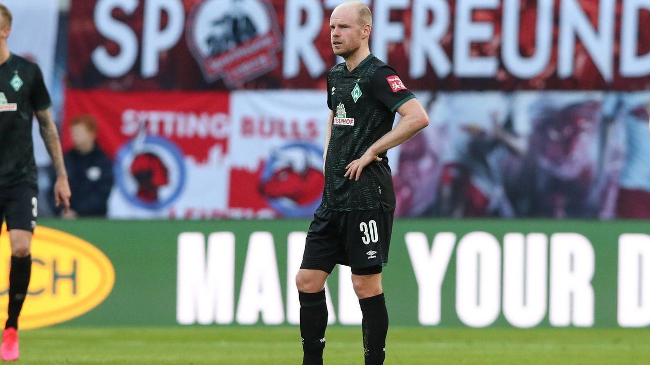 Platz 5: Davy Klaasen (Werder Bremen) - Bildquelle: imago images/Christian Schroedter
