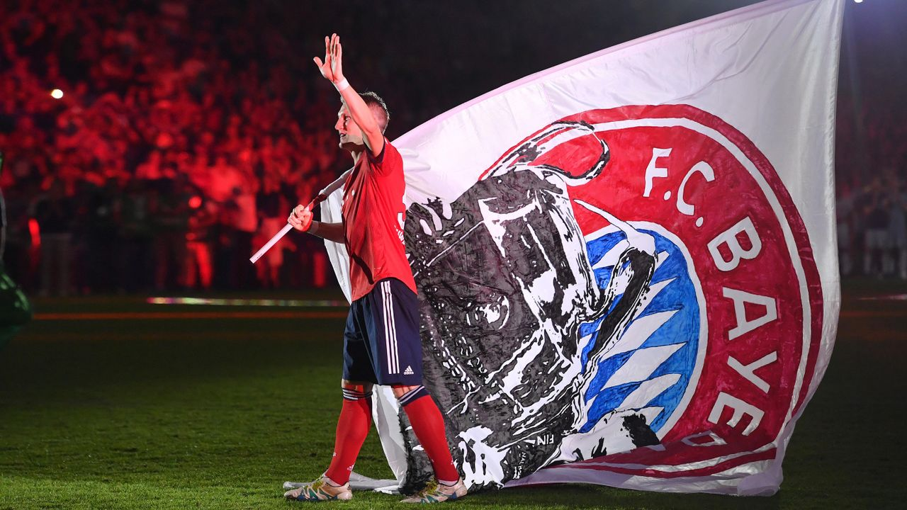 Bastian Schweinsteiger - Bildquelle: imago images/Sven Simon