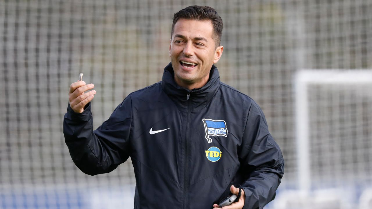 Ante Covic (Hertha BSC) - Bildquelle: imago