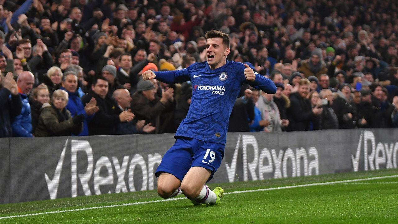 Platz 26 - Mason Mount (FC Chelsea) - Bildquelle: 2019 Getty Images