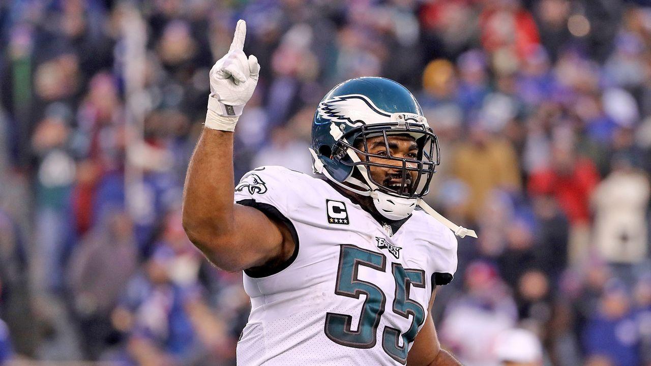 Platz 5: Philadelphia Eagles - Bildquelle: 2017 Getty Images