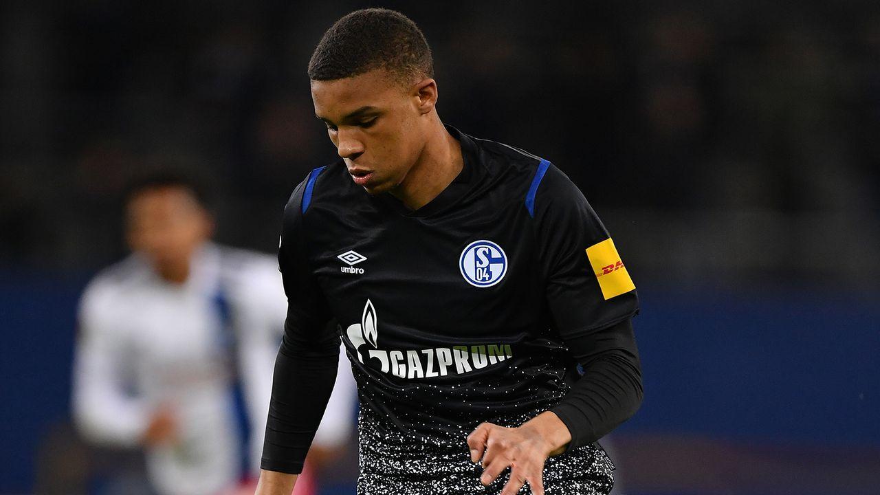 Malick Thiaw (Schalke 04) - Bildquelle: Getty Images