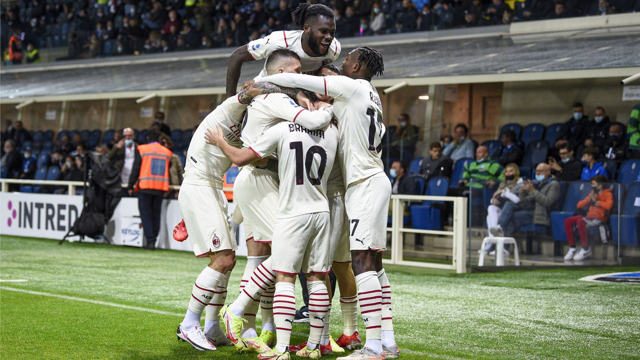 AC Mailand (Italien) - Bildquelle: Imago