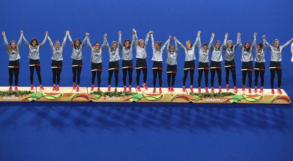 Hockey-Damen (Bronze) - Bildquelle: 2016 Getty Images