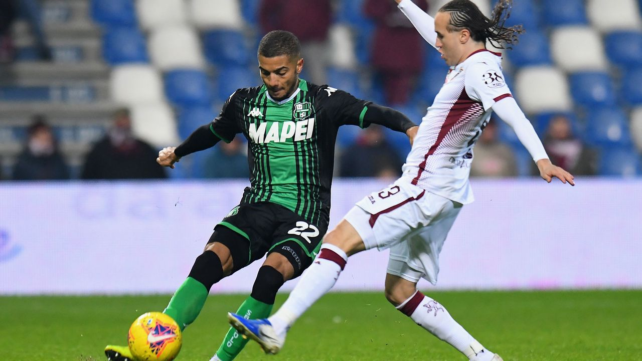 Jeremy Toljan (Sassuolo Calcio) - Bildquelle: Getty Images