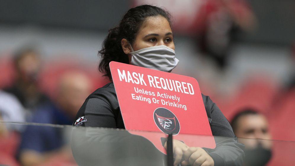 Auch in der Offseason 2021 benötigt: Schutzmasken - Bildquelle: Imago