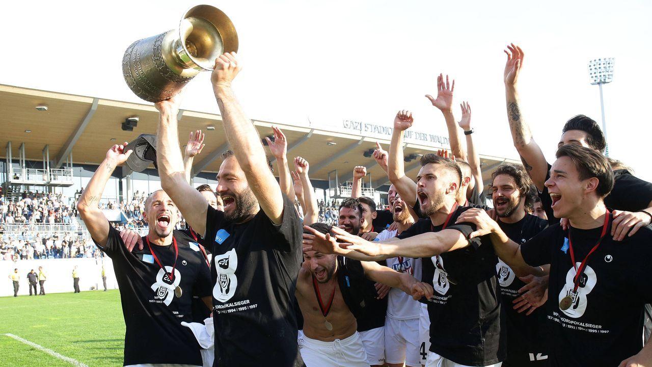 SSV Ulm (4. Liga) - Bildquelle: imago/Pressefoto Baumann
