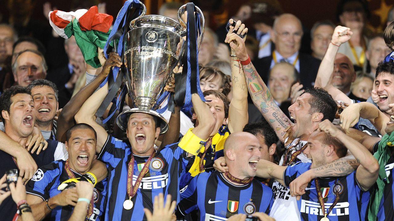 Inter Mailand (2009/10) - Bildquelle: Imago Images