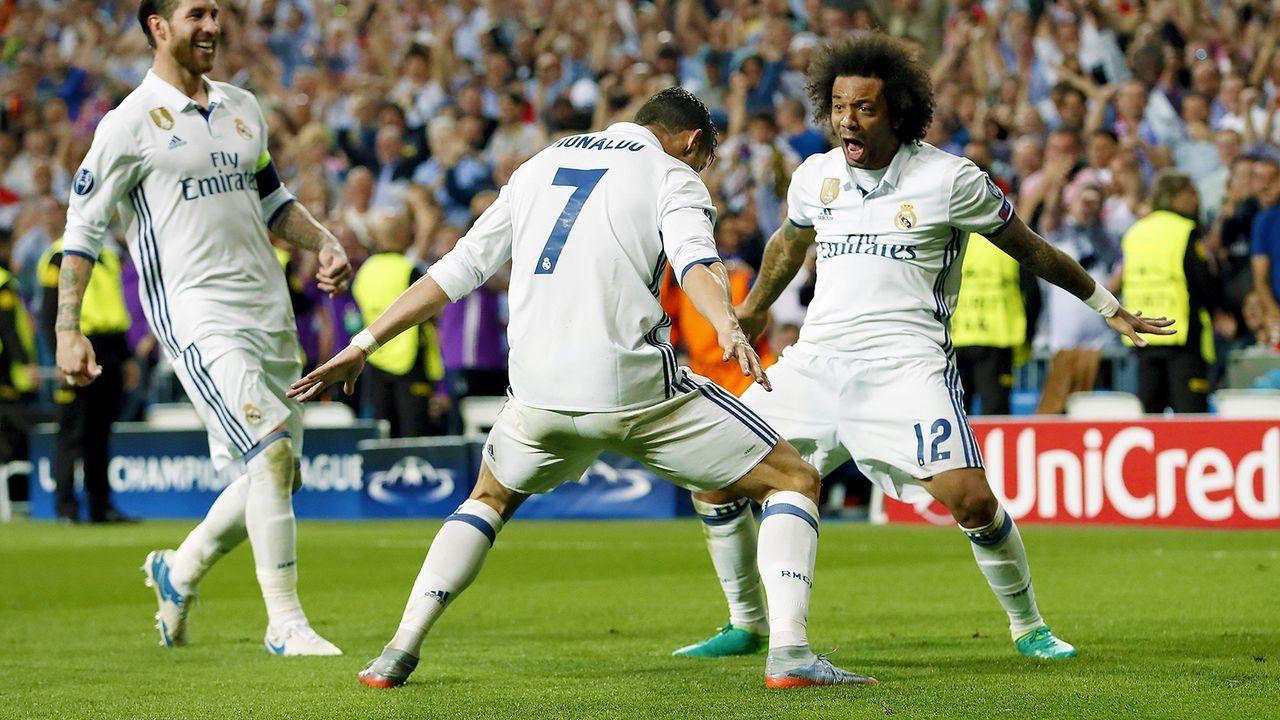 Cristiano Ronaldo (Juventus) - Bildquelle: Imago Images