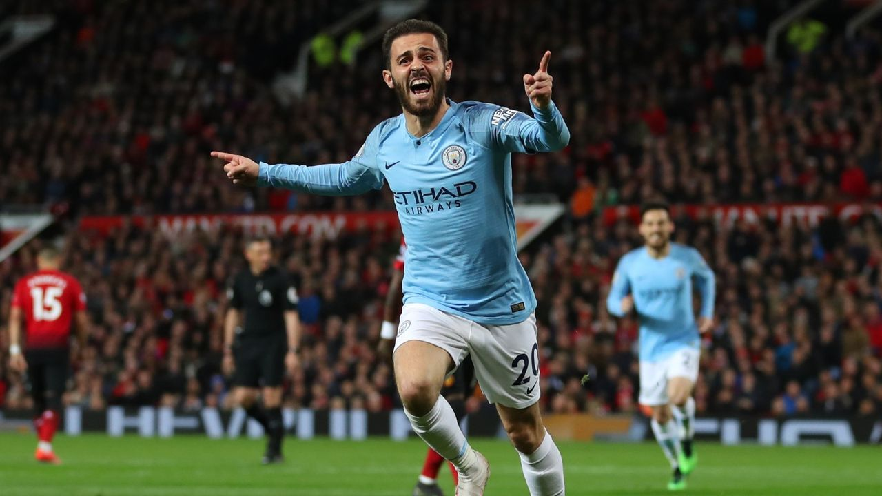 7. Bernardo Silva (Manchester City) - Bildquelle: 2019 Getty Images