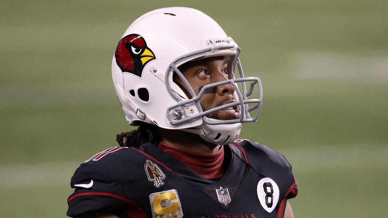 Larry Fitzgerald (Arizona Cardinals)  - Bildquelle: getty