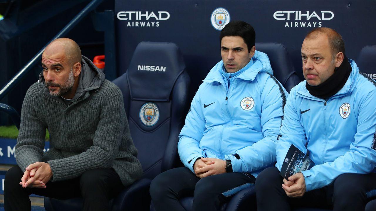 Manchester City droht wohl Ausschluss aus der Champions League 2019/20 - Bildquelle: getty