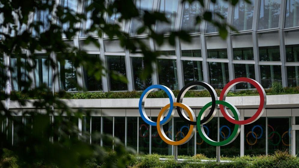 IOC greift gegen zwei belarussische Funktionäre durch - Bildquelle: AFPSIDFABRICE COFFRINI