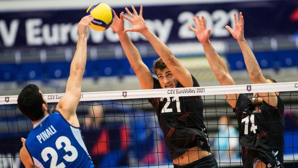EM: Deutsche Volleyballer scheiden gegen Italien aus - Bildquelle: CEVCEVCEVONDRA DRIML