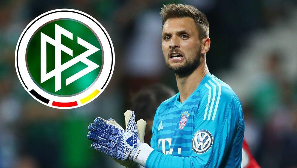 Wurde erstmals für die Deutsche A-Nationalmannschaft nominiert: Sven Ulreich... - Bildquelle: Getty
