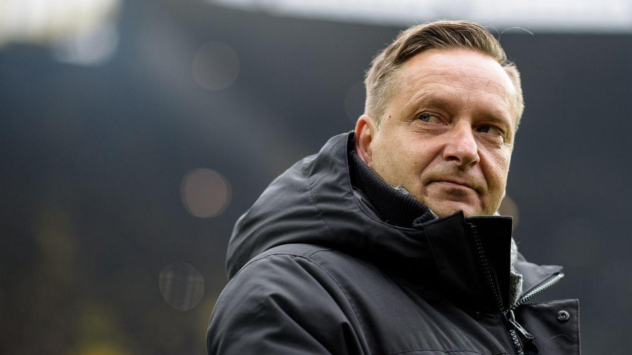 Horst Heldt musste gehen - Bildquelle: Bongarts/Getty Images