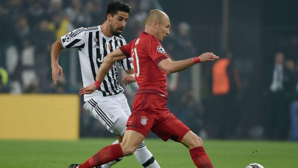 Für Khedira zählt Bayern München zu den Favoriten auf den Champions League-T... - Bildquelle: imago