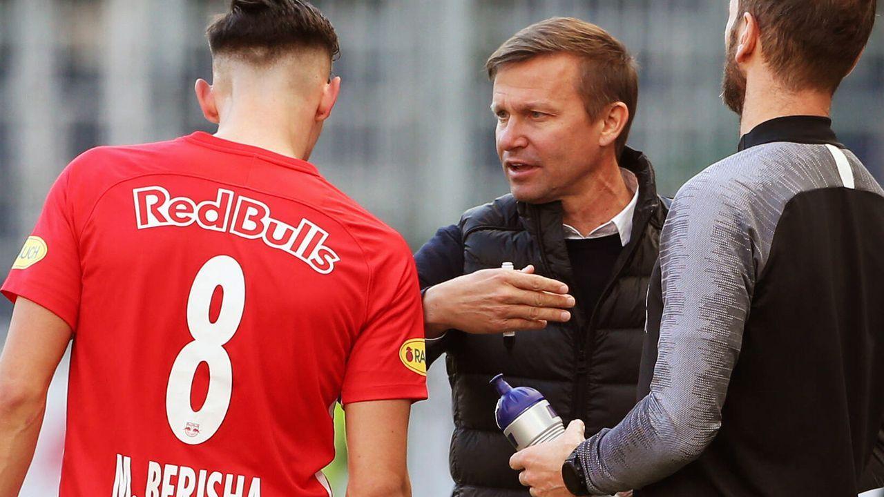 Wie Jesse Marsch vom Beckham-Rivalen zur heißen Trainer-Aktie wurde - Bildquelle: imago images/GEPA pictures
