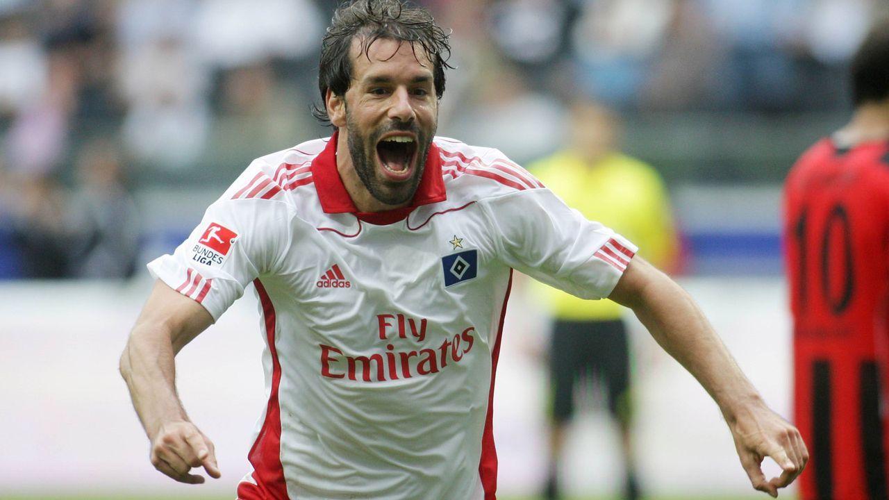 Stürmer: Ruud van Nistelrooy - Bildquelle: imago sportfotodienst