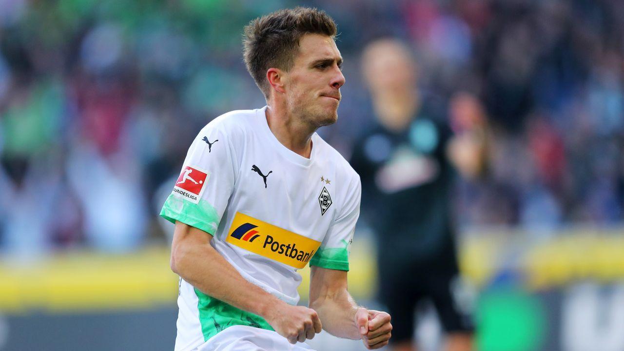 Patrick Herrmann (Borussia Mönchengladbach) - Bildquelle: Getty Images