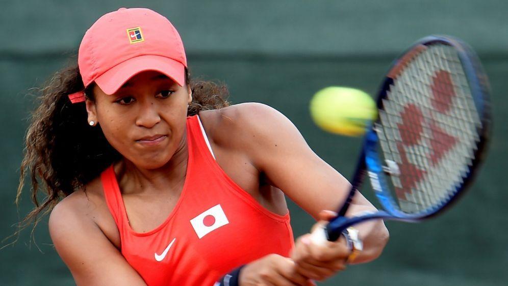 Japans Tennisstar Naomi Osaka - Bildquelle: AFPAFPArchivJOSE JORDAN