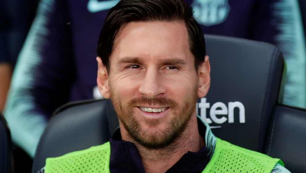 Topstar Lionel Messi gönnt sich einen teuren Privat-Jet - Bildquelle: PIXATHLONPIXATHLONSID