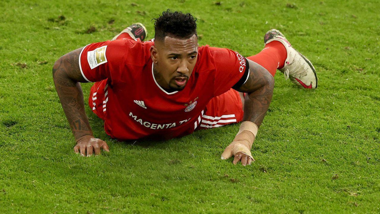 Jerome Boateng (FC Bayern München) - Bildquelle: Getty Images