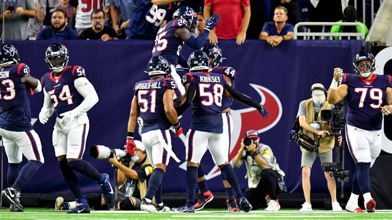 Houston Texans - Wann kann der Umbruch losgehen?  - Bildquelle: imago images/ZUMA Wire