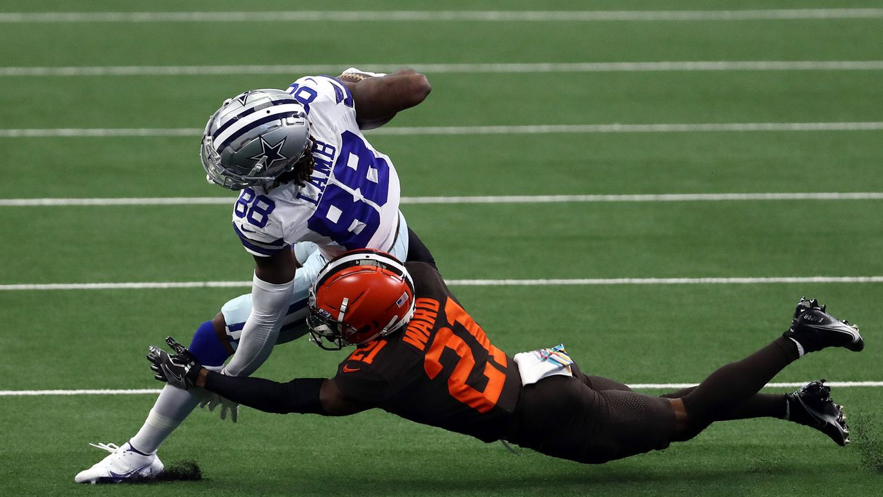 Denzel Ward (Cleveland Browns) - Bildquelle: Getty Images