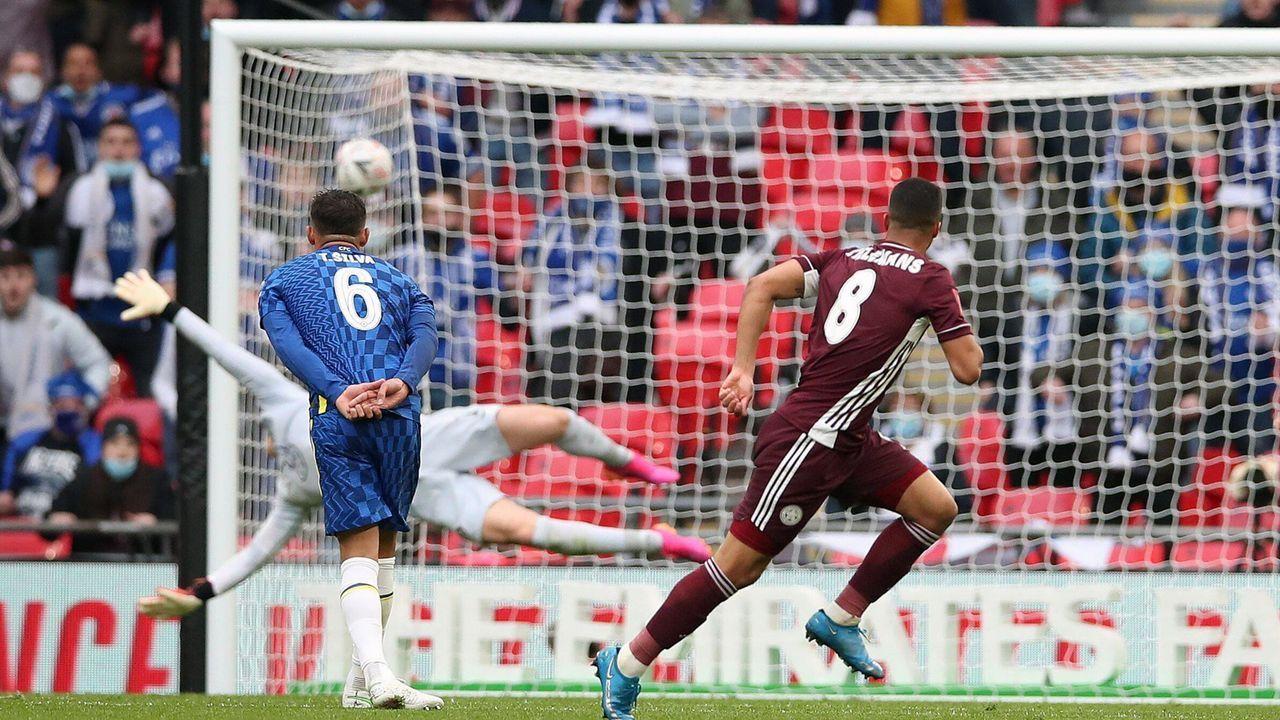 Tielemans-Kracher entscheidet das FA-Cup-Finale - Bildquelle: Imago