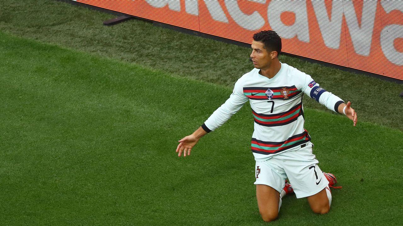 Cristiano Ronaldo (Juventus Turin) - Bildquelle: Imago