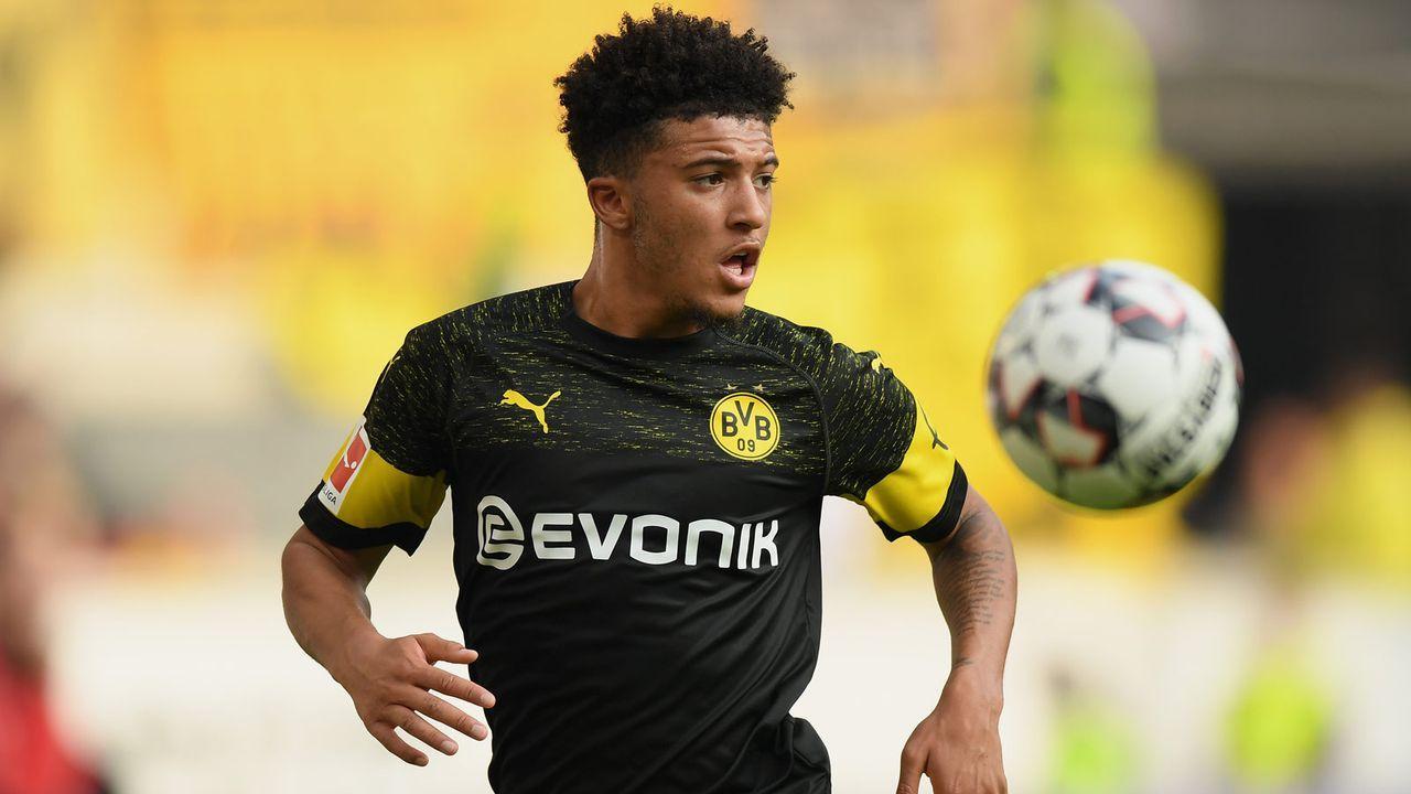 Borussia Dortmund - Bildquelle: Getty Images