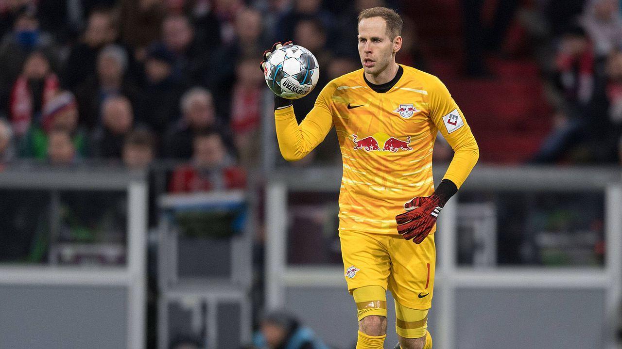 Peter Gulacsi (RB Leipzig) - Bildquelle: imago
