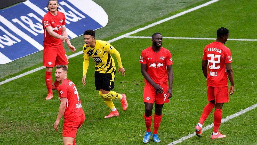 Der BVB hat sich gegen Leipzig wichtige Punkte gesichert - Bildquelle: Getty Images