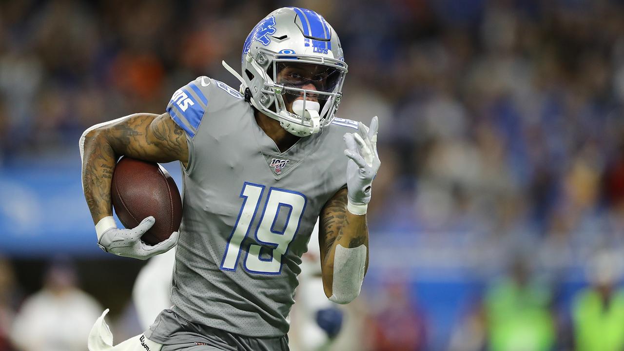 Kenny Golladay (Detroit Lions) - Bildquelle: Getty Images