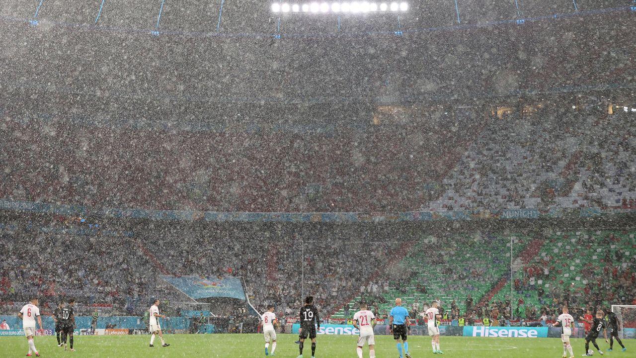 Wahnsinns-Wetter in München - Bildquelle: Getty Images