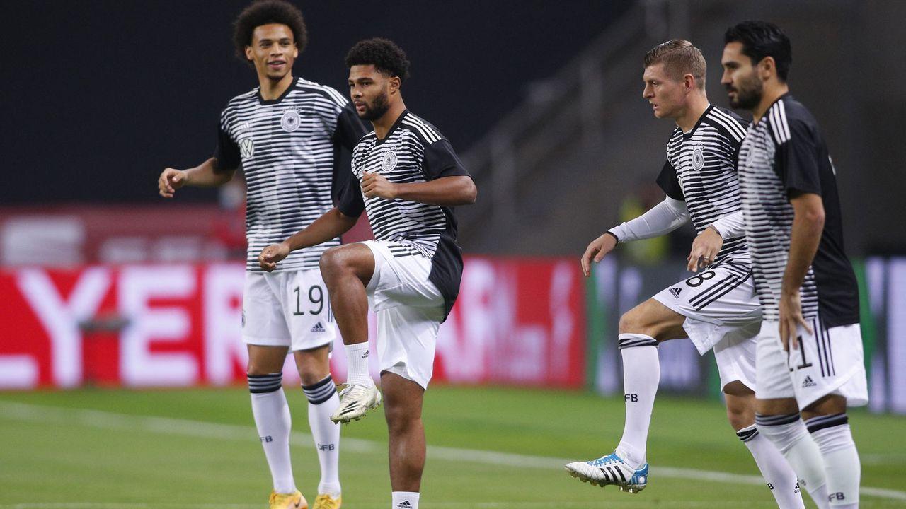 DFB-Nationalmannschaft - Bildquelle: Getty Images
